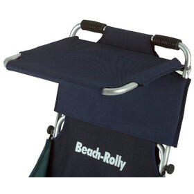 Eckla Tetto Apribile Con Frangivento Per Beach-Rolly, blue